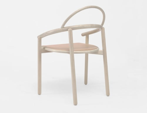 Chairs by Reed Hansuld at Reed Hansuld Fine Furniture, Brooklyn - Arm Chair - High Back