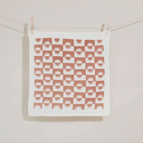 Tableware by Elana Gabrielle seen at Creator's Studio, Portland - Sunrise Napkin Set