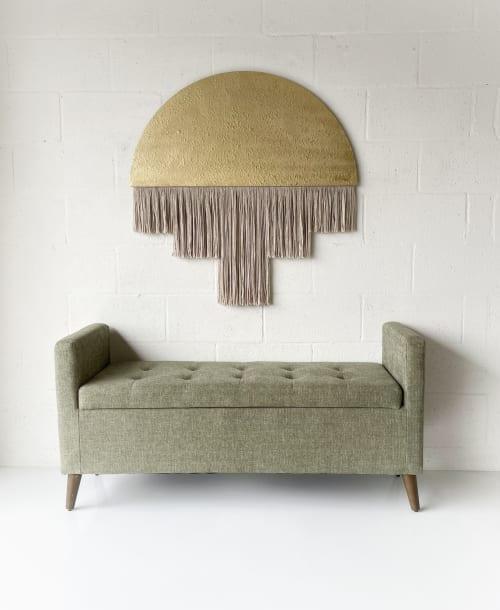 "Macrame Wall Hanging by Vita Boheme Studio seen at Creator's Studio, Palm City - ""Cleo"""