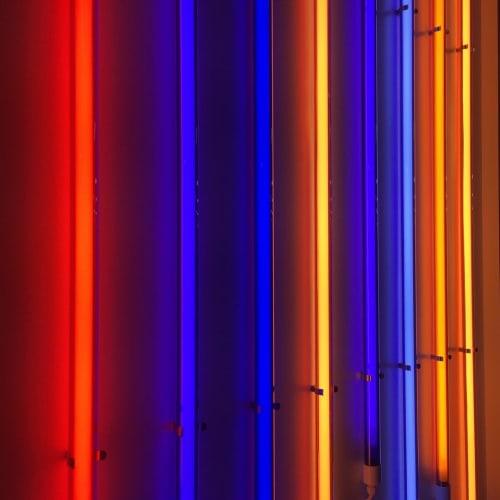 Lighting by Aphra Shemza seen at The Truman Brewery, London - Bespoke lighting design