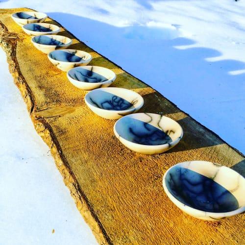 Luke Iannuzzi Pottery - Plates & Platters and Tableware