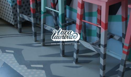 Luca Laurence - Murals and Art