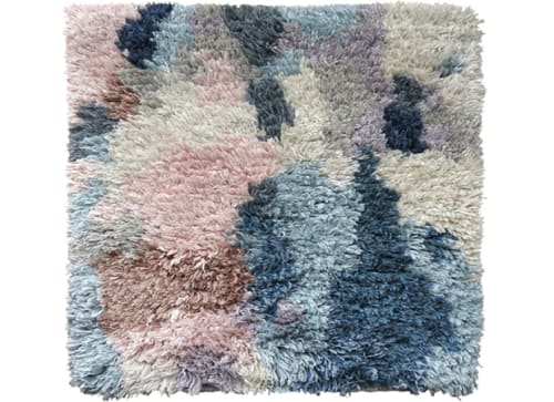 Rugs by Eskayel seen at Private Residence, Oyster Bay - Balboa Rug
