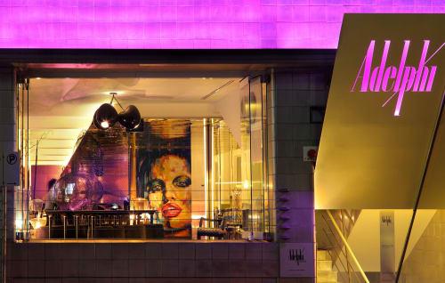 Interior Design by Hachem seen at Adelphi Hotel, Melbourne - Interior Design