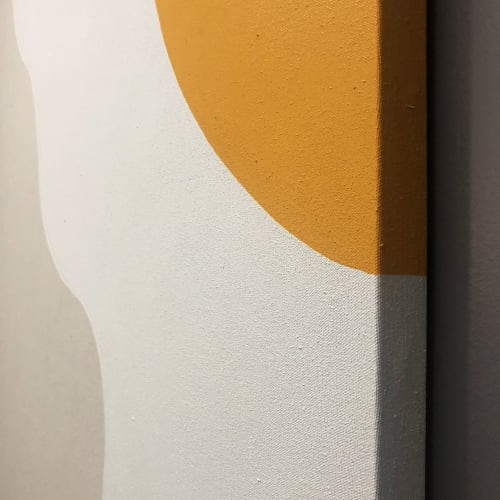 "Art & Wall Decor by ANTLRE - Hannah Sitzer seen at Google RWC SEA6, Redwood City - ""Good Morning"""
