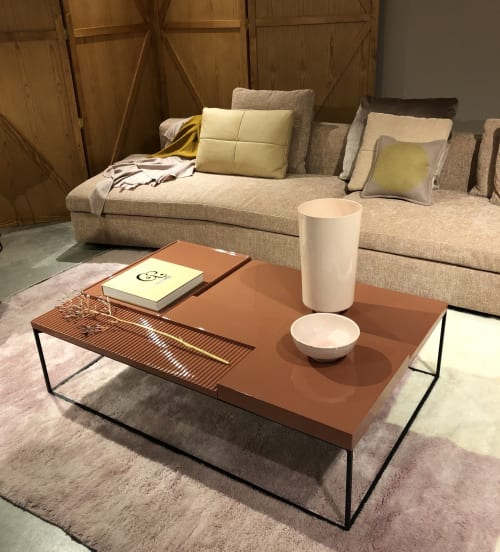 Rugs by M&Otto Design seen at Oude Postweg, Zeist - 'Blush' Rug for Linteloo