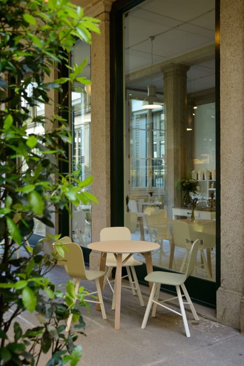Chairs by Lorenz+Kaz seen at Milan, Milan - Tria Simple -  for Colé Italian Design Company
