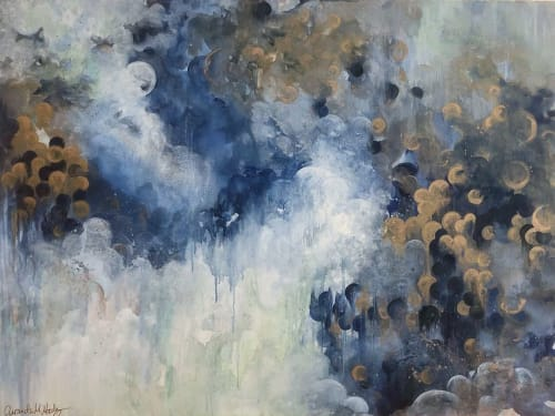 Paintings by Amanda M Moody seen at Private Residence, Vail - if you only knew