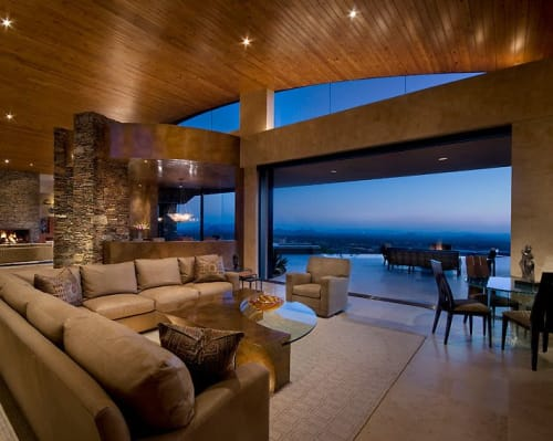 Interior Design by Design Directives seen at Private Residence, Scottsdale - Modern Desert Classic Home