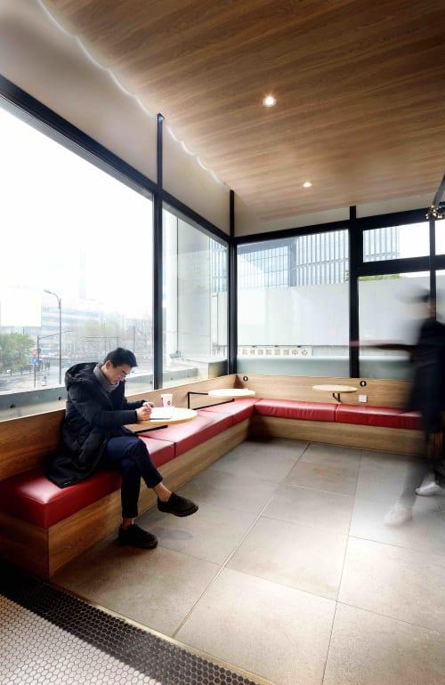Interior Design by Spacemen seen at Hangzhou, Hangzhou - KFC HANGZHOU