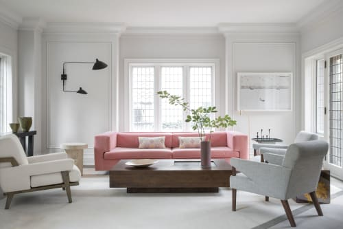 Interior Design by Ashley Botten Design seen at Private Residence, Toronto, Toronto - project .r003