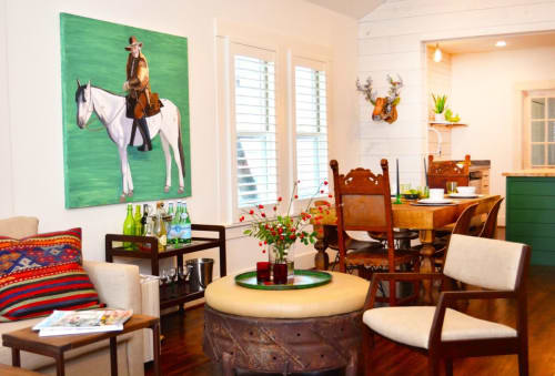 Interior Design by Rosemont Design seen at Private Residence, Houston - Montrose - Hyde Park Bungalow | 2019