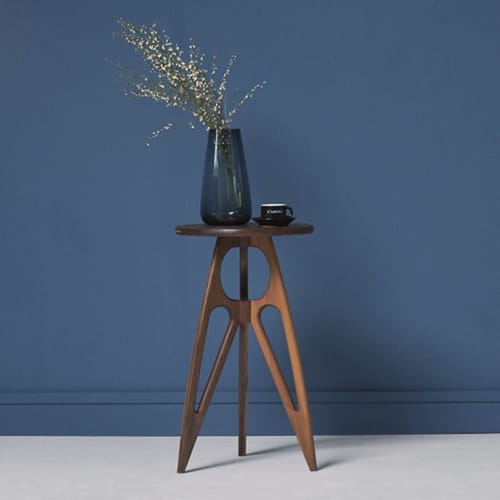 Tables by CHARLIE CAFFYN FURNITURE seen at Private Residence - Southwick, Bath, Southwick - Wellow Side Table