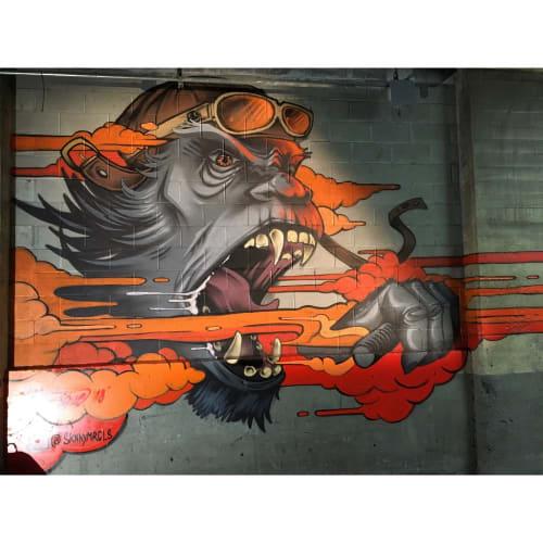 Ashley Montague - Murals and Art