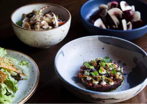 Tableware by Settle Ceramics seen at Fixe, Austin, TX, Austin - Serving Bowl | 12"""