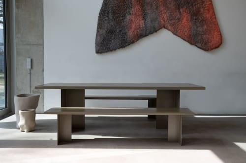 Tables by OUT Objekte Unserer Tage seen at Ohlauer Str. 42, Berlin - OUT ZEBE Table & Collection