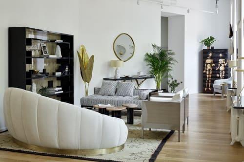Furniture by Luisa Peixoto Design seen at BooroomGallery, Moskva - Luisa Peixoto