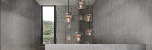 Marc Wood Studio - Pendants and Lamps