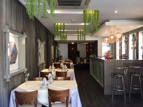Interior Design by York Design Studio seen at 75 High St, Thames Ditton - Han Fu Restaurant