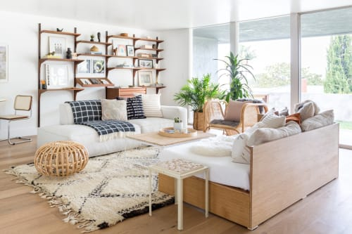 Interior Design by Natalie Myers seen at Private Residence, Ladera Heights - Interior Design