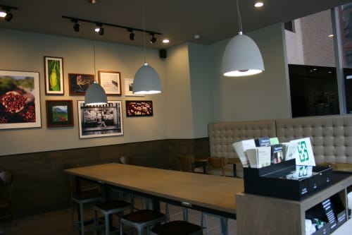 Pendants by SEED Design USA seen at Starbucks, New York - Castle Pendant S