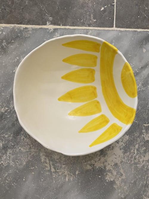 Tableware by Patrizia Italiano seen at Creator's Studio - Bowl The Sun set 4 pieces