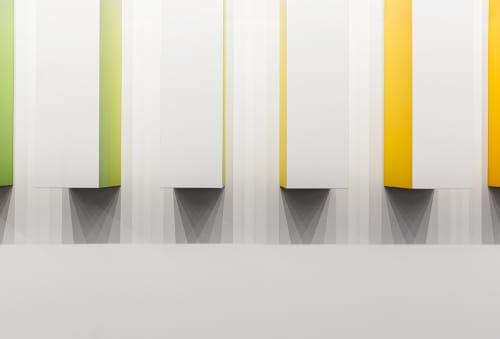 Art & Wall Decor by christopher derek bruno at PayPal, San Jose - Interior Installation 10 : Manus Manum Lavat
