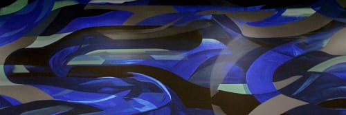 Mike Bam Tyau - Murals and Art