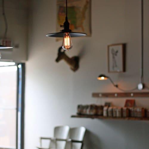 Custom Pendant Lights | Pendants by Southern Lights Electric | Barista Parlor in Nashville