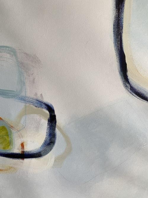 Beach Town 2 | Paintings by Darlene Watson Fine Artist