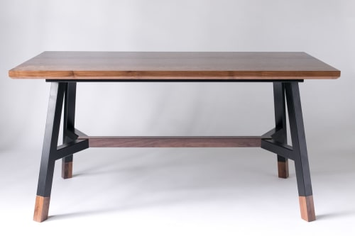 Tables by Harkavy Furniture seen at Beast Daylight Photo Studio, Portland - A Table