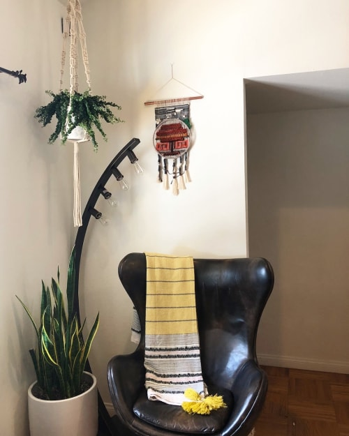 Sara Crepaux (Studioscc) - Wall Hangings and Art
