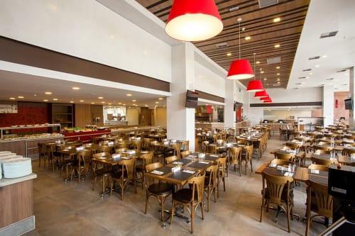 Interior Design by BZ Arquitetos seen at Grill Hall Gourmet - Morumbi, Santo Amaro - Grill Hall Gourmet - Morumbi
