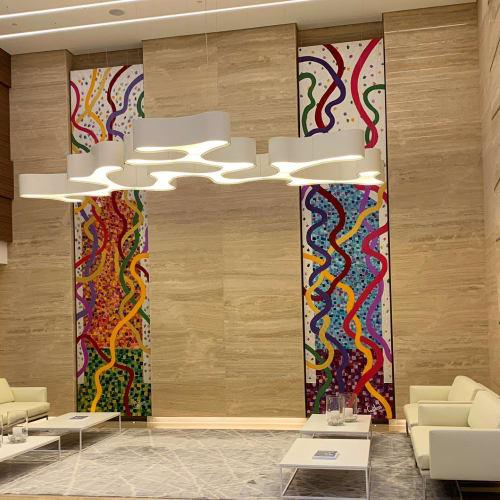 Gailani Art - Macrame Wall Hanging and Art