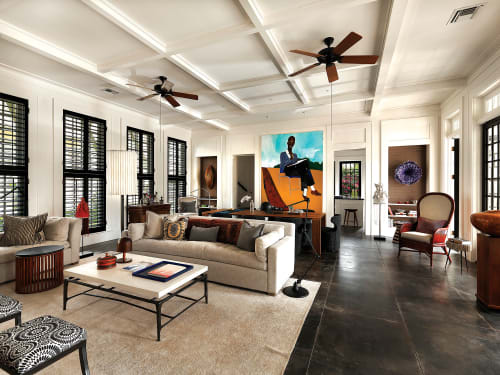 Interior Design by Studio Pyramid seen at Private Residence, Windsor - Interior Design