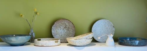 cursive m ceramics