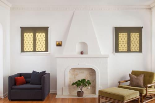 Interior Design by shapiro joyal studio seen at Private Residence, Los Angeles - Interior Design