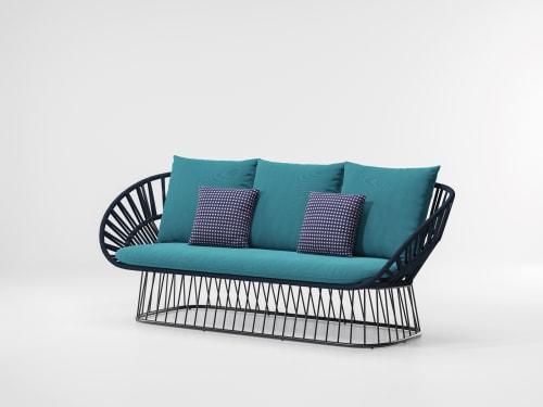 Chairs by KETTAL seen at Barcelona Area, Barcelona - Sofa Cala