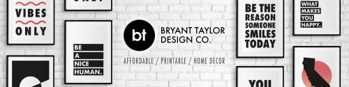 BT Design Co. - Wall Hangings and Art