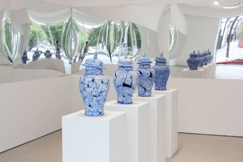House of DeBoer - Sculptures and Vases & Vessels
