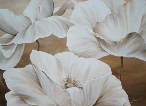 Janine Paintings - Paintings and Art