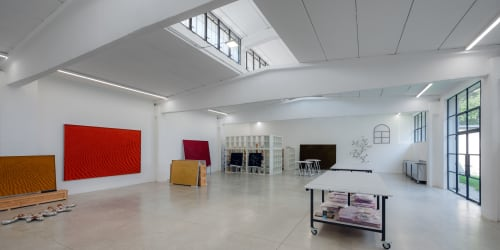Loris Cecchini Studio - Murals and Art