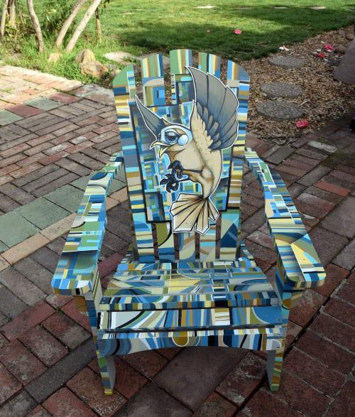 Chairs by John Osgood seen at Dublin, Dublin - Custom Adirondak