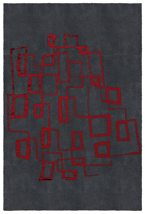 Rugs by Lucy Tupu Studio at Private Residence, New York - Kepler - Rug