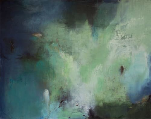 Rae Broyles Abstract Mixed Media - Paintings and Art