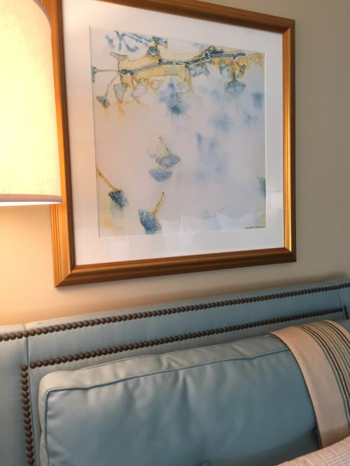 Paintings by Casey Blanchard seen at Hotel del Coronado, Coronado - Promise of Summer 22