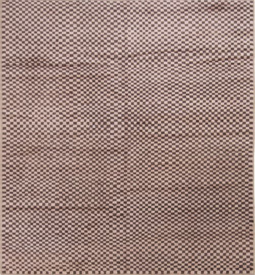 Rugs by Mehraban seen at Santa Monica Proper Hotel, Santa Monica - Checkers, Atlas Collection by Mehraban