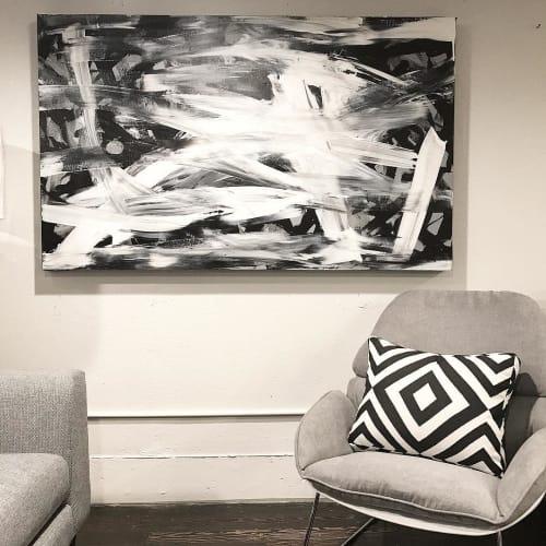 Paintings by Elliott C Nathan seen at Zozi's Loft, San Francisco - Untitled