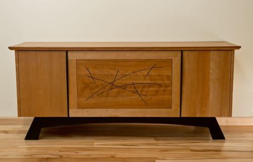 Furniture by David Kellum Furniture seen at Private Residence - Port Townsend, WA, Port Townsend - David Kellum
