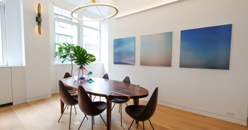 Tables by From the Source seen at Private Residence, New York - Sonokeling Table